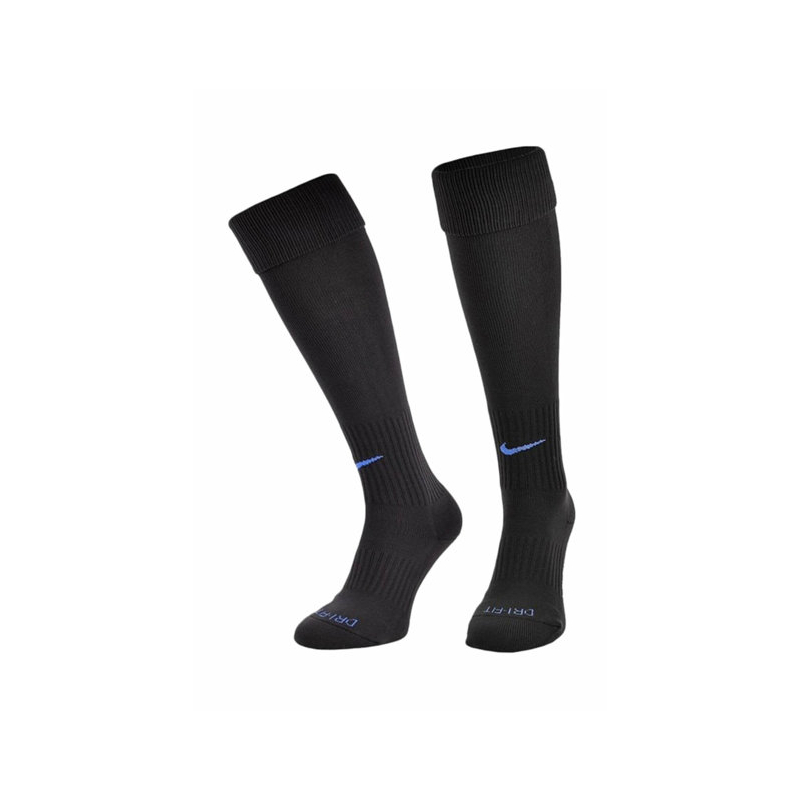 NIKE-Performance Classic II Socks-black-royal blue Čierna 42/46