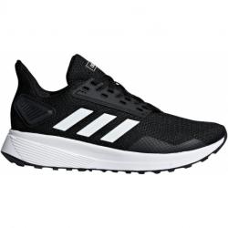 Juniorská sportovní obuv (tréninková) ADIDAS-Duramo 9 K cblack / ftwwht / cblack