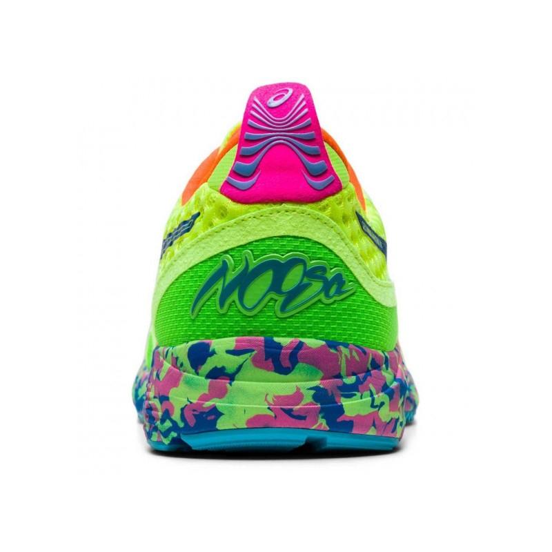 Pánska bežecká obuv ASICS-Gel-Noosa Tri 12 safety yellow/hot pink -