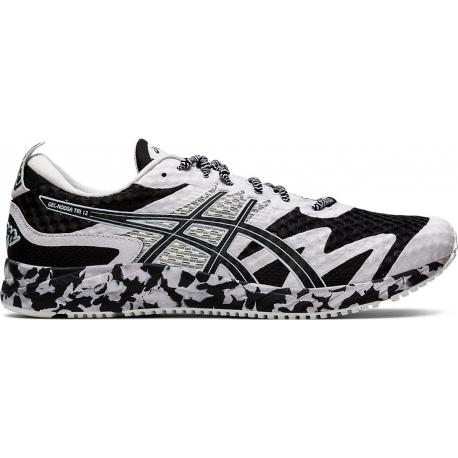 Pánska bežecká obuv ASICS-Gel-Noosa Tri 12 black/white