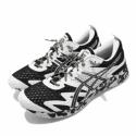 Pánska bežecká obuv ASICS-Gel-Noosa Tri 12 black/white -