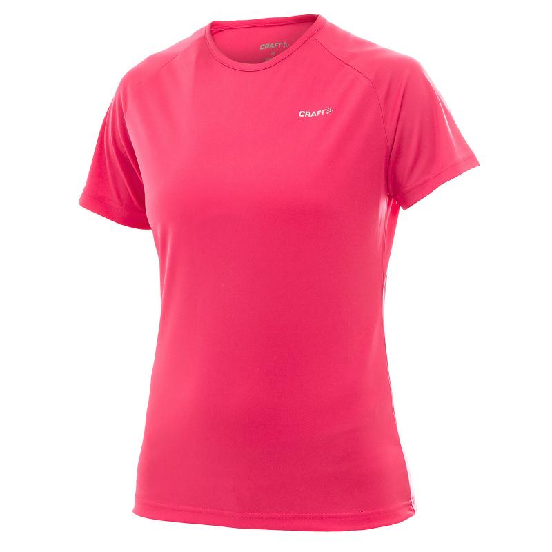 a3b5990ad3a1 Dámske tréningové tričko s krátkym rukáv CRAFT-Triko CRAFT AR Tee pink -