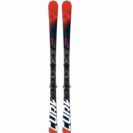 Závodné lyže FISCHER-RC4 THE CURV SC RTR