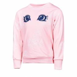 Dievčenská mikina AUTHORITY-SAMANTY G_DS pink
