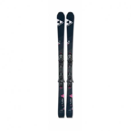 Dámske lyže na zjazdovku - On piste FISCHER-MY TURN 73 SLR Pro