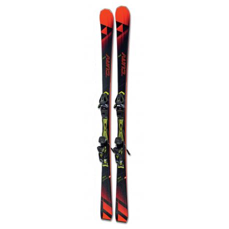 Závodné lyže FISCHER-RC4 THE CURV Ti Allride