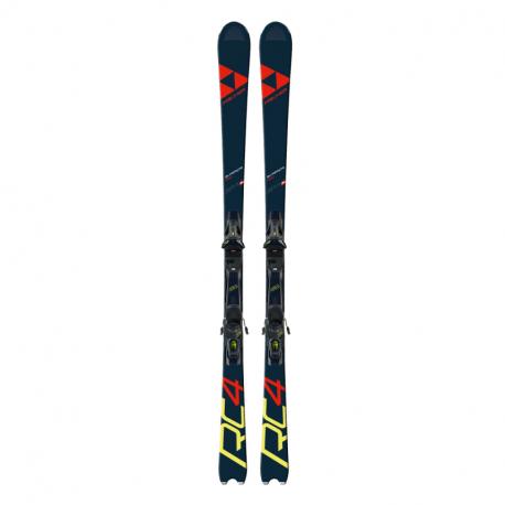 Závodné lyže FISCHER-RC4 SUPERIOR PRO RTR black