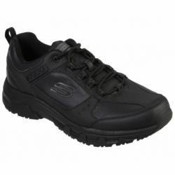 Pánska vychádzková obuv SKECHERS-Oak Canyon Redwick black (EX)