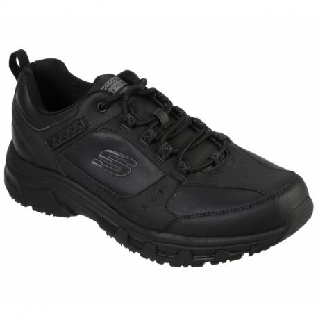 Pánska vychádzková obuv SKECHERS-Oak Canyon Redwick black