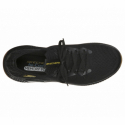 Pánska športová obuv (tréningová) SKECHERS-Solar Fuse Valedge black/gold (EX) -