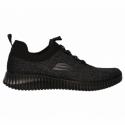 Pánska rekreačná obuv SKECHERS-Elite Flex Hartnell black -