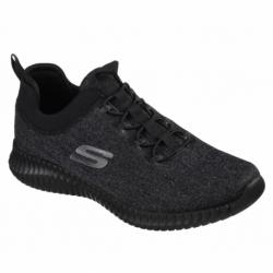 Pánska rekreačná obuv SKECHERS-Elite Flex Hartnell black