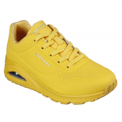 Dámska rekreačná obuv SKECHERS-Uno Stand On Air Ws yellow