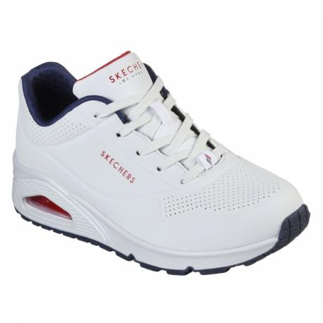 Dámska rekreačná obuv SKECHERS-Uno Stand On Air Ws white