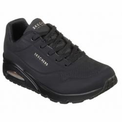Dámska rekreačná obuv SKECHERS-Uno Stand On Air Ws black