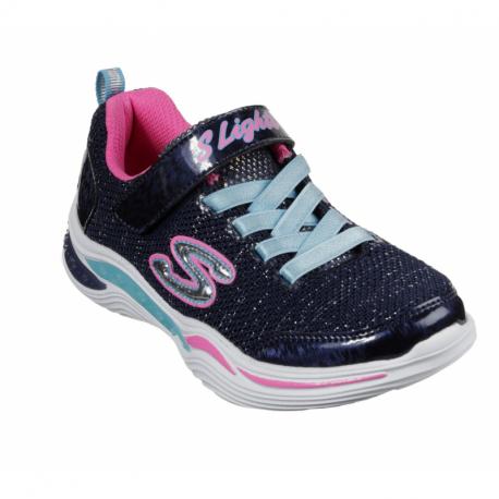 Dětská rekreační obuv SKECHERS-Power Petals navymulti