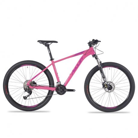 Dámské horské kolo AMULET-Cool cat 27,5 Pink