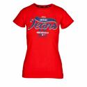 Dámske tričko s krátkym rukávom AUTHORITY-ARETTY_DS red -