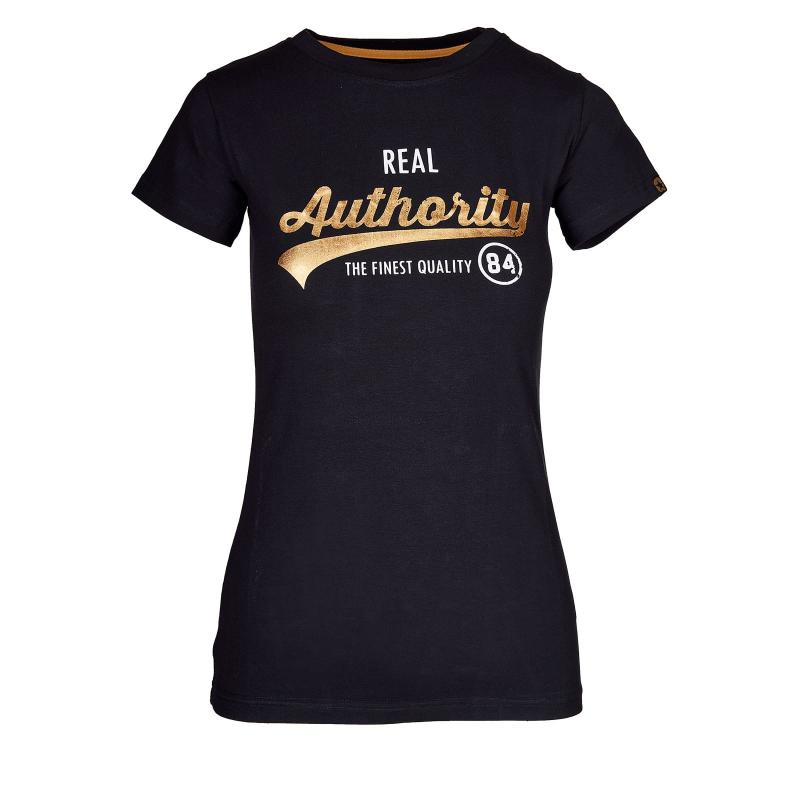 Dámske tričko s krátkym rukávom AUTHORITY-ARETTY_DS black -