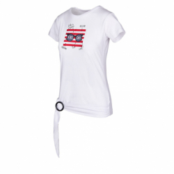 Dámske tričko s krátkym rukávom AUTHORITY-FRIXY_DS white