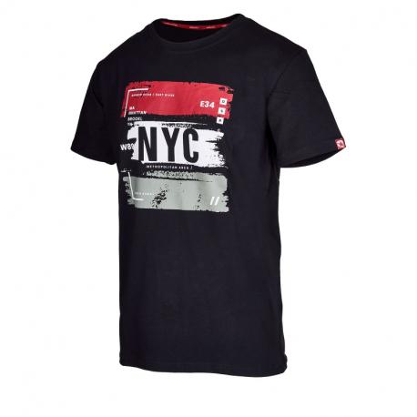 Pánske tričko s krátkym rukávom AUTHORITY-ARTEOLY_DS black