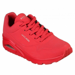 Pánska rekreačná obuv SKECHERS-Uno Stand On Air red
