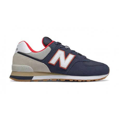 Pánska vychádzková obuv NEW BALANCE-ML574SKB