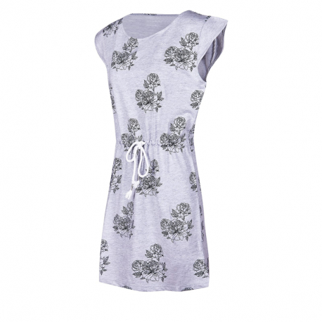 Dámske šaty AUTHORITY-SKANDY DRESS_DS grey