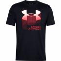Pánske tričko s krátkym rukávom UNDER ARMOUR-UA BIG LOGO WORDMARK SS-BLK -
