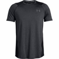 Pánske tréningové tričko s krátkym rukávom UNDER ARMOUR-UA MK-1 EU SS-BLK
