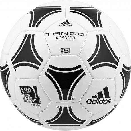 Futbalová lopta ADIDAS-Tango Rosario WHT/BLACK/BLACK
