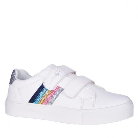 Detská rekreačná obuv AUTHORITY KIDS-Alexis white