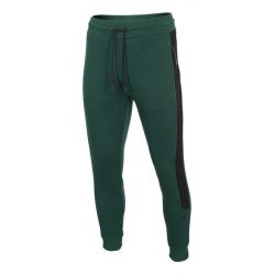 Pánske teplákové nohavice 4F-MENS TROUSERS-H4Z20-SPMD010-40S-DARK GREEN