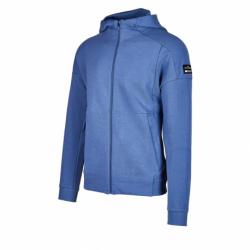 Pánska tréningová mikina so zipsom ANTA-Knit Track Top-852037721-2-Blue