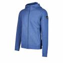 Pánska tréningová mikina so zipsom ANTA-Knit Track Top-852037721-2-Blue -