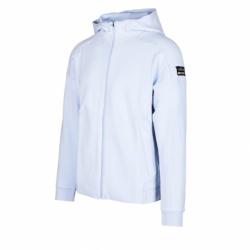 Pánská tréninková mikina se zipem ANTA-Knit Track Top-852037721-3-White
