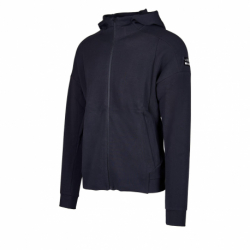 Pánska tréningová mikina so zipsom ANTA-Knit Track Top-852037721-4-Black