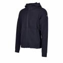 Pánska tréningová mikina so zipsom ANTA-Knit Track Top-852037721-4-Black -