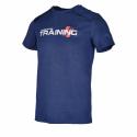 Pánske tréningové tričko s krátkym rukávom ANTA-SS Tee-852037113-3-Blue -