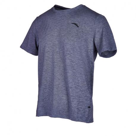 Pánske tréningové tričko s krátkym rukávom ANTA-SS Tee-852037148-3-Black