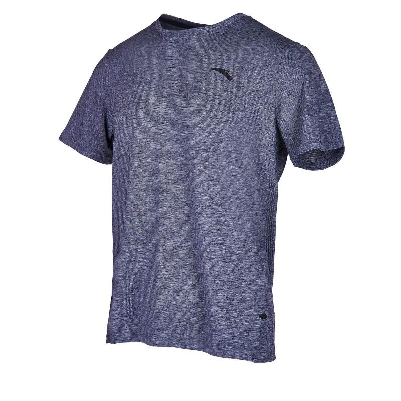 Pánske tréningové tričko s krátkym rukávom ANTA-SS Tee-852037148-3-Black -