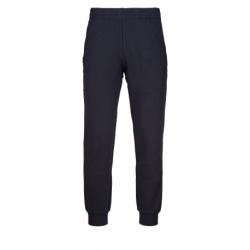 Pánske teplákové nohavice ANTA-Knit Track Pants-852031304-2-Black