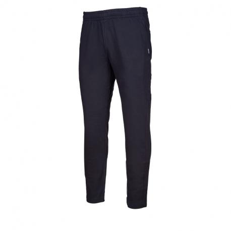 Pánske teplákové nohavice ANTA-Knit Track Pants-852031311-2-Black