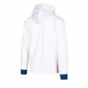 Pánska mikina so zipsom ANTA-Knit Track Top-852031710-1-White -