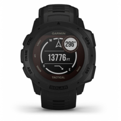Monitor aktivity GARMIN-Instinct Solar, Tactical Black