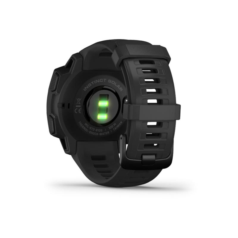 Monitor aktivity GARMIN-Instinct Solar, Tactical Black -