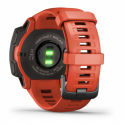 Monitor aktivity GARMIN-Instinct Solar, Flame Red -