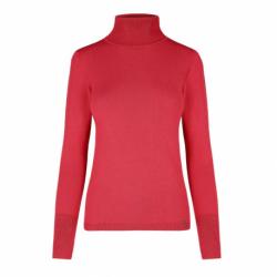 Dámsky sveter VOLCANO-S-JULI-400-RED
