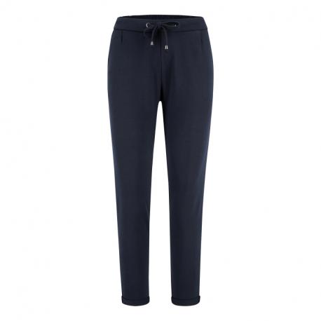Dámske teplákové nohavice VOLCANO-N-ARIEL-600-NAVY
