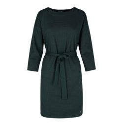 Dámske šaty VOLCANO-G-ROSABEL-300-GREEN